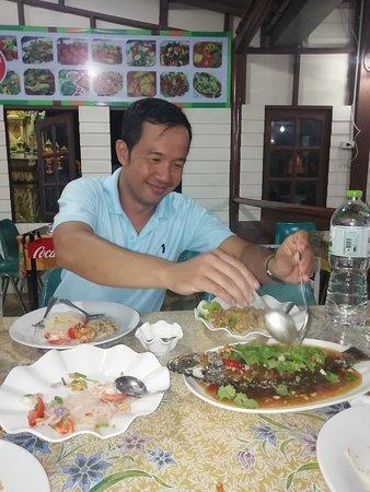 Krua Bai Toey: 5555