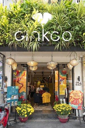 Ginkgo Concept Store De Tham
