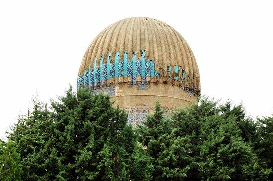 Gowharshad Mausoleum