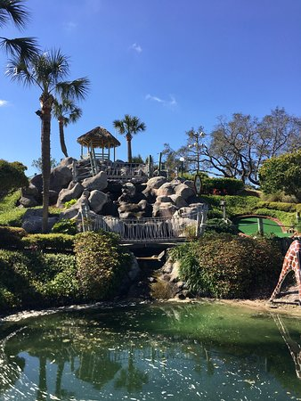 Coconut Creek Family Fun Park: My Granddaughter Loves The Animals