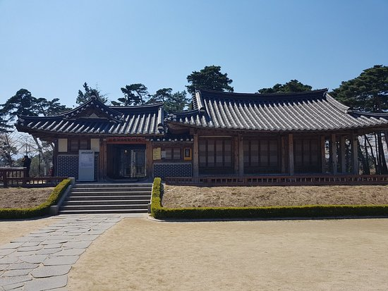 Heogyun and Heonanseolheon Memorial Hall