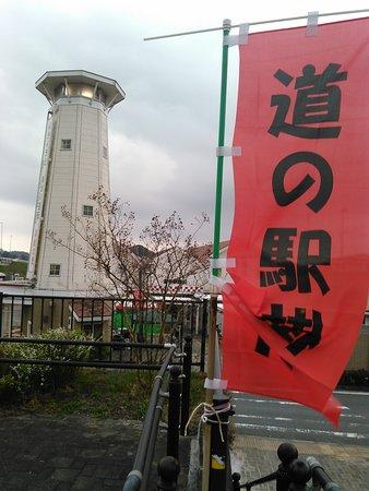Michi-no-Eki Kakegawa: 2019.3.30(土)☔🚚駐車場🅿より👀外観ッ☺