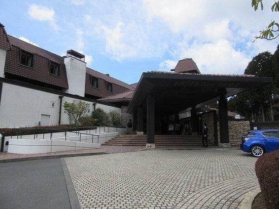Hotel de Yama: 山のホテル外観