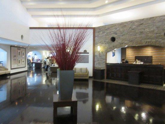 Hotel de Yama: ロビー