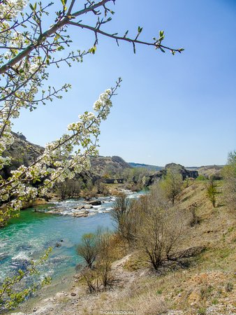 Grevena, Greece: Pasha old stone bridge
