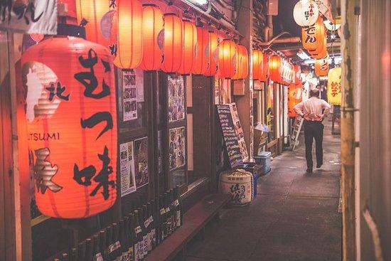 夜の東京:日本食ツアー
