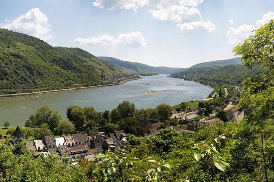 法兰克福超级特惠:城市特色之旅以及莱茵河谷全天游和游船