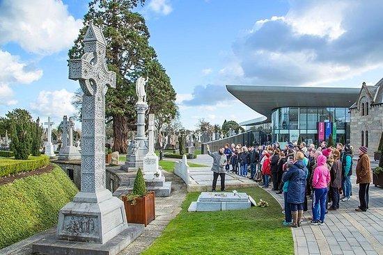 Excursão ao Cemitério de Glasnevin...