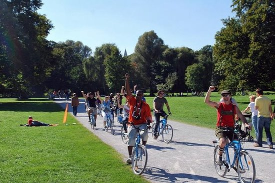 Fahrradtour durch München mit...