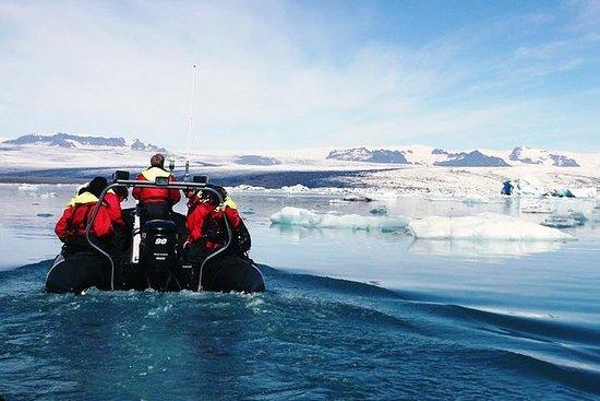 Små gruppe Glacier Lagoon...