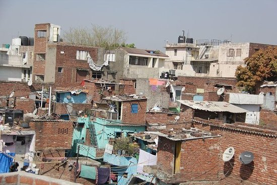 Små grupp Delhi Slum Tour: Sanjay ...