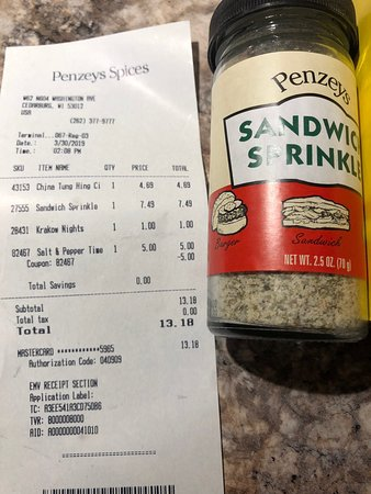 Penzey's Spices (Cedarburg) - 2019 All You Need to Know