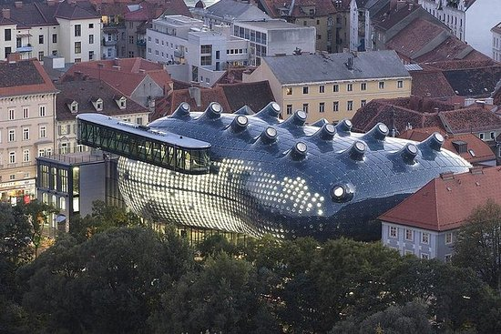 Universanguseum在格拉茨的Joanneum通行证