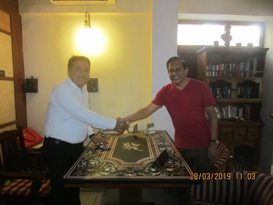 Karma Haveli: With Sunder Singh Travel Desk