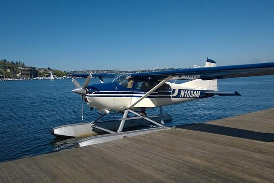 20-Minute Narrated Seattle Seaplane...