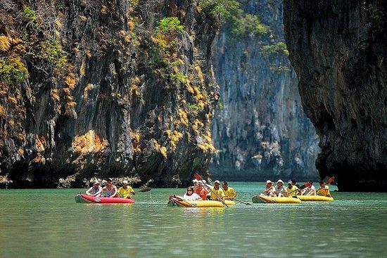 Phang Nga Bay by Big Boat including...