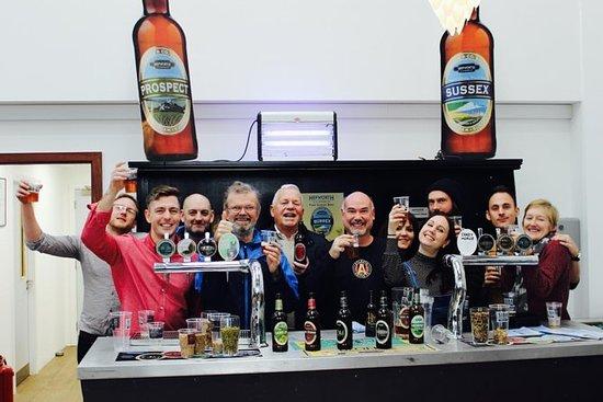 Busreizen door Sussex Breweries