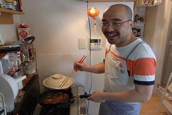 Disfruta de una clase de cocina...