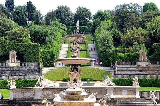 Boboli Garden Tour