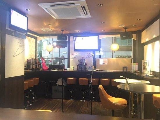 English Karaoke Bar Bruce Shimbashi
