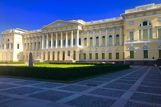 Russian Museum Skip-the-Line Tour in St Petersburg