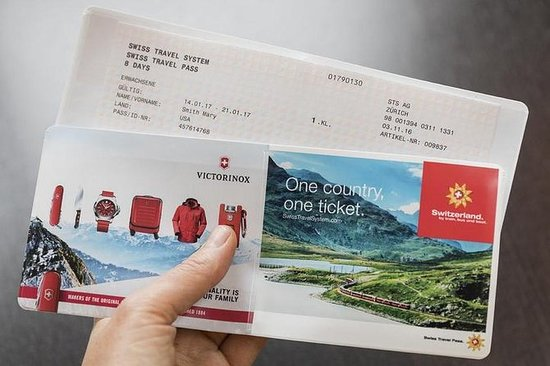 Swiss Travel Pass - Billete todo en...