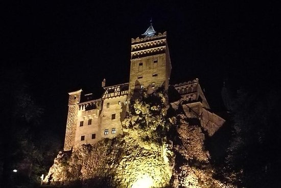 Two Castle's of Transylvania in one...