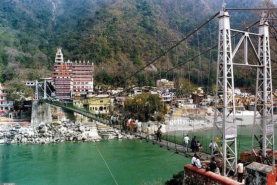 Privat - En dagstur på Haridwar og...
