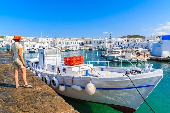 Tour dell'isola di Paros