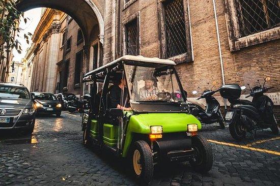 Golf Cart Tours Roma