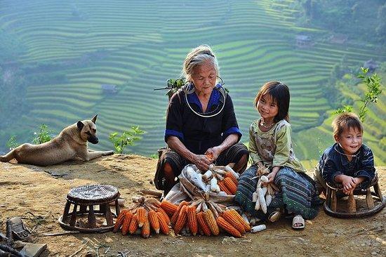 為期16天的越南私人深度遊:河內 - 沙巴 - 下龍 - 胡安 - 西安...