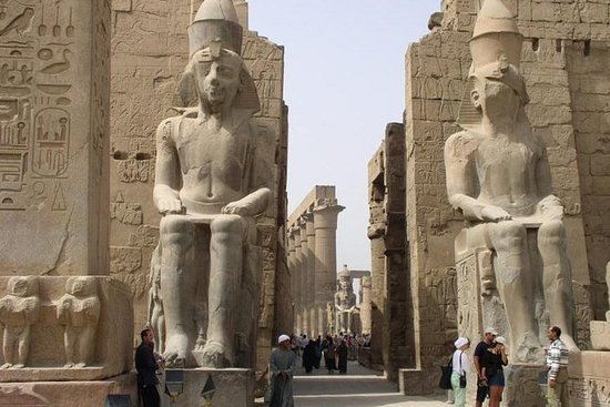 Half day to the west bank & Elkarnak&luxor
