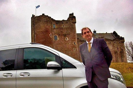 Outlander豪華私人觀光遊覽與司機