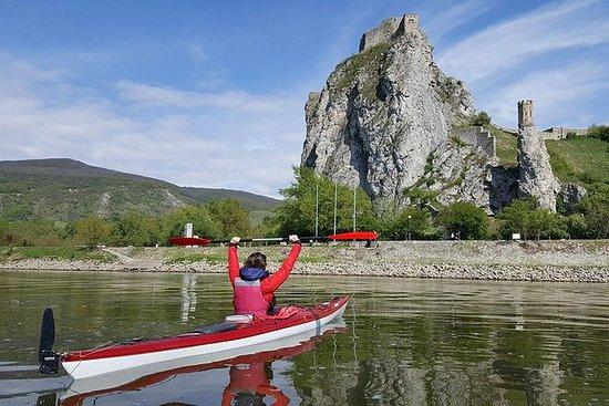Grand Danube Kanufahrt durch...