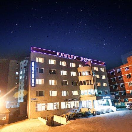 Window View - Picture of Namuun Hotel, Ulaanbaatar - Tripadvisor