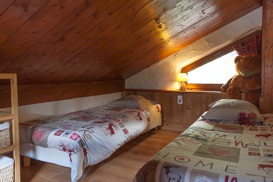 Residence Les Edelweiss: Chalet 6/8 personnes Le pas du Loup