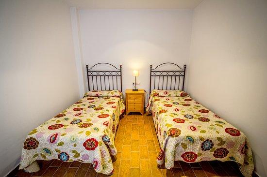 Venta del Charco, إسبانيا: dormitorio