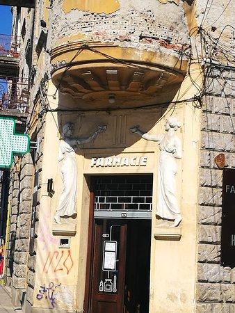 Halvdagstur til Timisoara, afgang fra Arad: art nouveau details