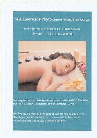 Institut Zen et Sport: SPA Émeraude Phytocéane visage et corps