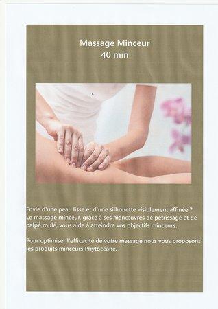 Institut Zen et Sport: Massage Minceur