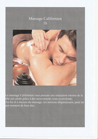 Institut Zen et Sport: Massage Californien