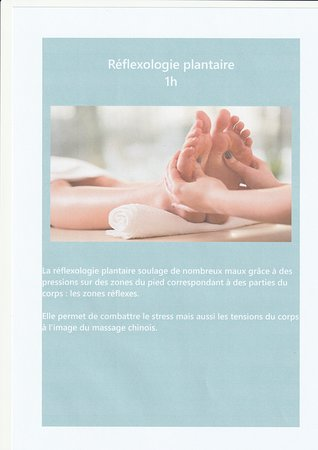 Institut Zen et Sport: Réflexologie plantaire