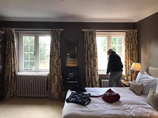 """Ockenden Manor Hotel & Spa: """"Alexander""""room"""