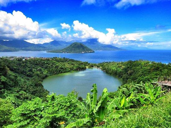 North Maluku, Indonezja: Ternate landscape