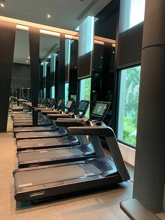 The Outpost Hotel Sentosa by Far East Hospitality: Hotel Gym