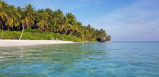 Dhaalu Atoll: Amazing Island views