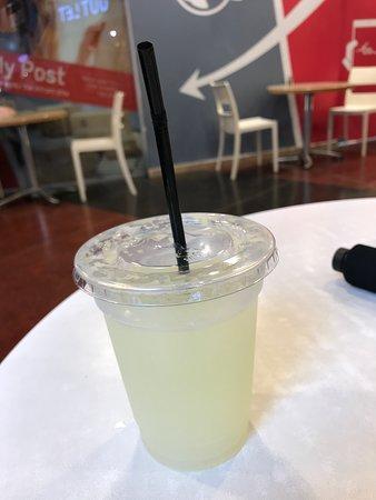 Jus de citron à ne pas rater ainsi que le jus d'orange