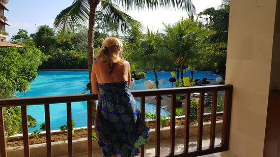 Swiss-Belhotel Segara Resort & Spa: recepction