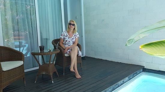 Swiss-Belhotel Segara Resort & Spa: pool area