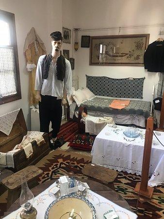Επτάλοφος, Ελλάδα: Λαογραφικό Μουσείο Αγόριανης Παρνασσού